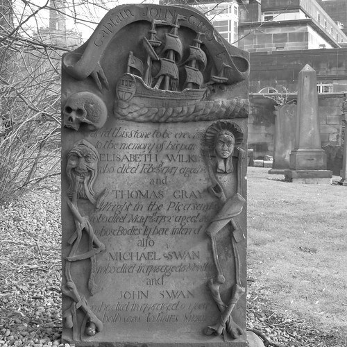 Calton Old Burial Ground