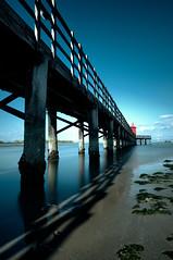 Faro (Speed3ple) Tags: longexposure sea lighthouse faro nikon lignano d300 nikkor1224mmf4g