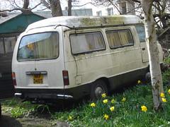 1977 Toyota Hiace Camper (GoldScotland71) Tags: toyota 1970s 1977 camper motorhome hilux caravanette nkf346s