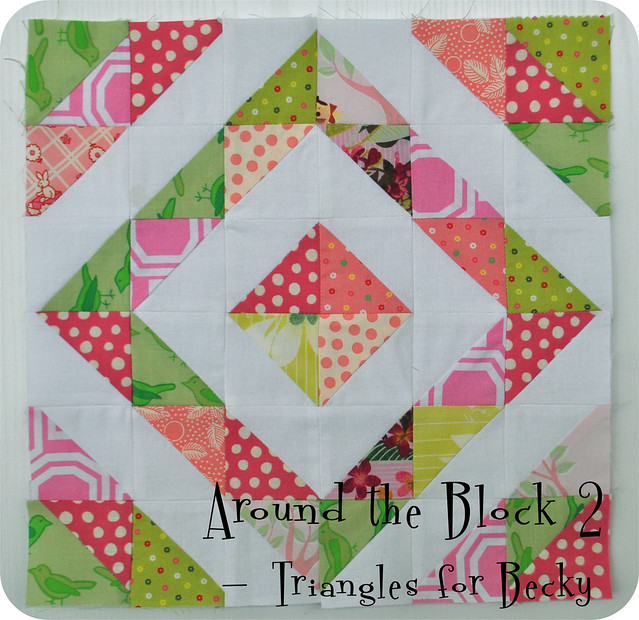 Around The Block 2 - Triangles for Becky