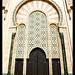 Casablanca - Hassan II Mosque - Door
