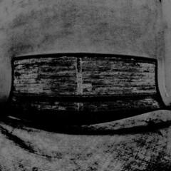 Imprint of a Demolished Lift - Westbahnhof, 1150 Wien Mariahilf (hedbavny) Tags: vienna wien autumn blackandwhite art station spur austria sterreich track lift kunst diary herbst elevator railway bahnhof manipulation september schwarzweiss tagebuch remain aktion bahnsteig aufzug 1150 geleise schiene gleis mariahilf westbahnhof bearbeitung melancholie schwarzweis wienvienna sterreichaustria westbahn aktionismus 15bezirk cmwdblackandwhite hedbavny ingridhedbavny