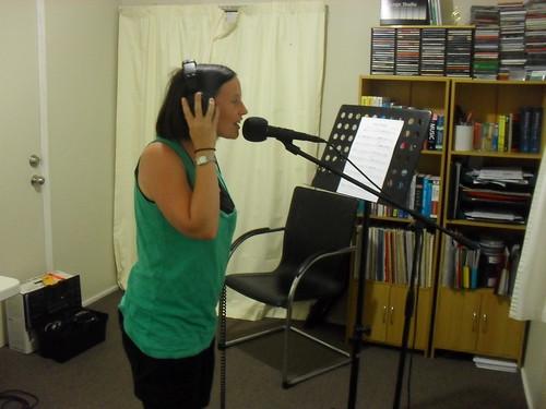 20110323 soul food recording 2