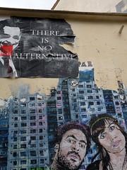 la butte aux cailles (Corinne Bguin) Tags: streetart paris stencil pochoir 75013 labutteauxcailles sarkoland janaundjs
