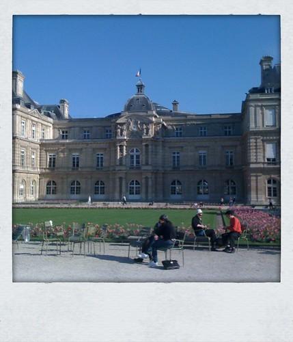 <span>parigi</span>Palais du Luxembourg<br><br>Il Senato<p class='tag'>tag:<br/>viaggio | luoghi | parigi | </p>