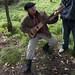 Gaucho che canta in Villa Mañihuales
