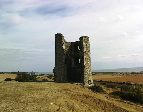 Hadleigh Castle by OliverN5, on Flickr