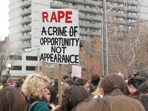 SlutWalk Ottawa