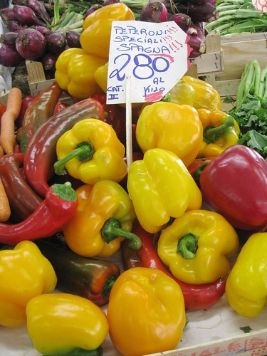 Market, Firenze: Peppers