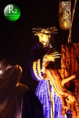 Procesin Jess Nazareno de los Milagros (20) (Elfo de las Abejas) Tags: google guatemala jess procesion morado religin viacrucis devocin