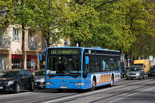 Hadersdorfers 7911 in der Hohenzollernstraße