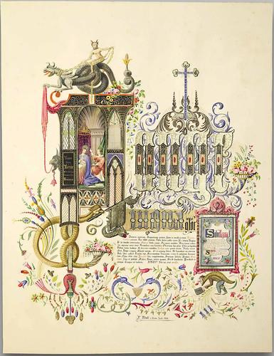 021- L'album du moyen-âge 1836- Jean Midolle