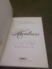 Malinda signed