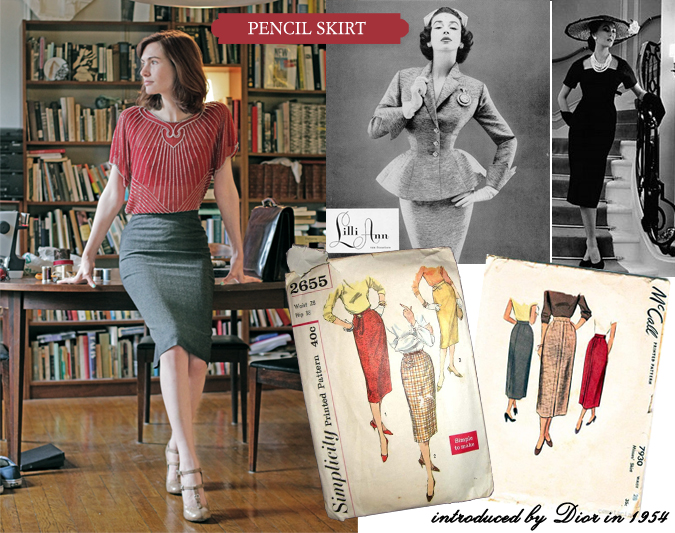 Classic Series: Pencil Skirt
