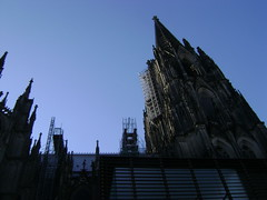 Catedral de Colonia, Alemania/ Cologne Catedral, Germany 11 - www.meEncantaViajar.com (javierdoren) Tags: light luz church germany deutschland europa europe cathedral dom spires gothic catedral iglesia kirche cologne kln chiesa cathdrale igreja alemania colonia duomo allemagne glise nordrheinwestfalen germania duitsland agujas colognecathedral cattedrale gtica lallemagne gtico northrhinewestphalia nordrenowestfalia catedraldecolonia nordrheinwestfalia