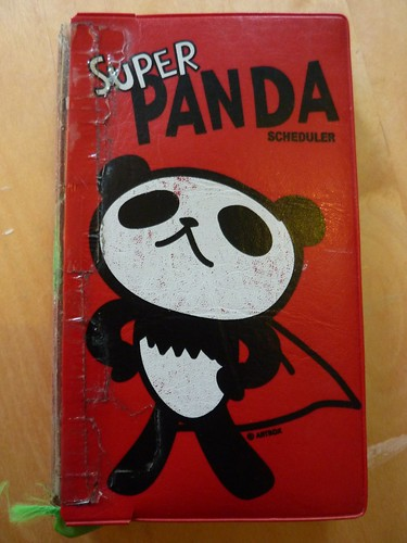 Art Box Super Panda Scheduler