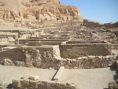 Deir el Medina (konde) Tags: ancientegypt