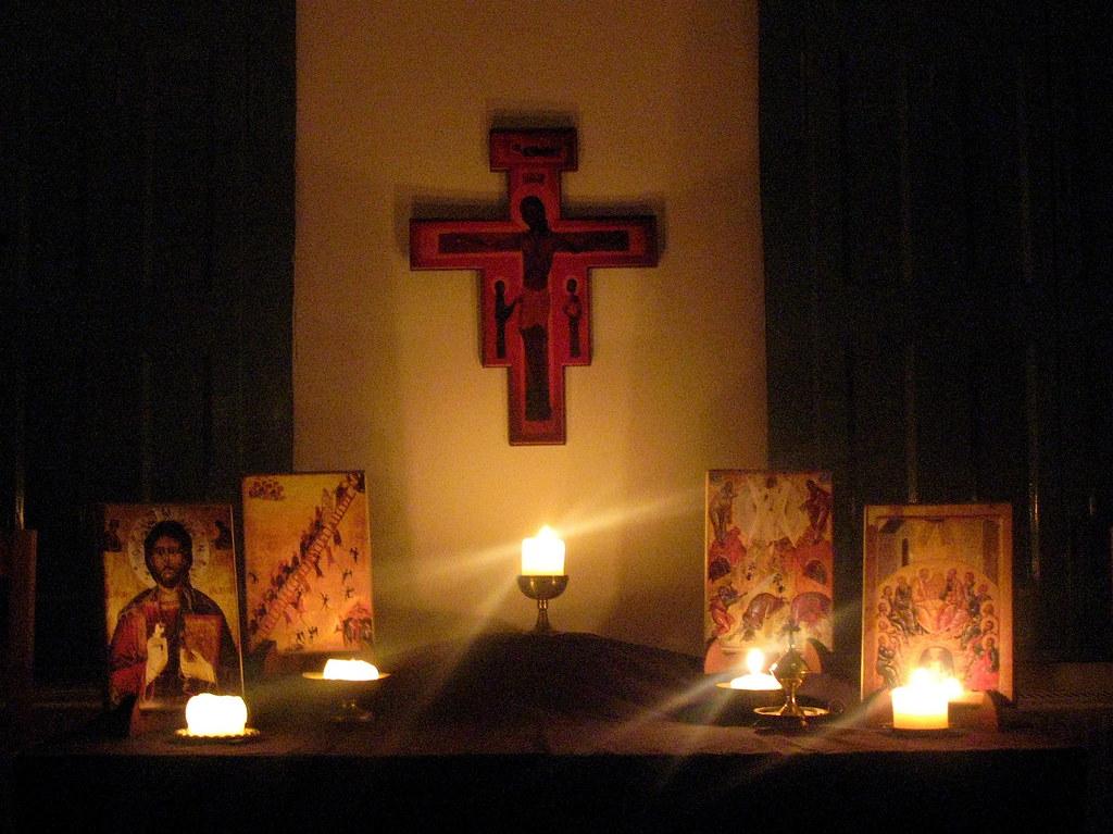 Image result for taize prayer around the cross