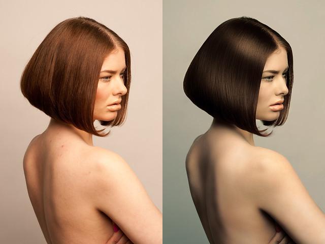 Фотографии до и после