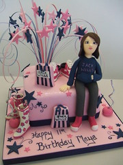 CAKE - Jack Wills theme (CAKE Chester) Tags: party cake celebration chester