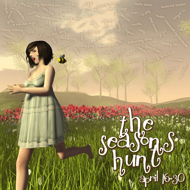 The Seasons Hunt Spring 2011 - it's here!