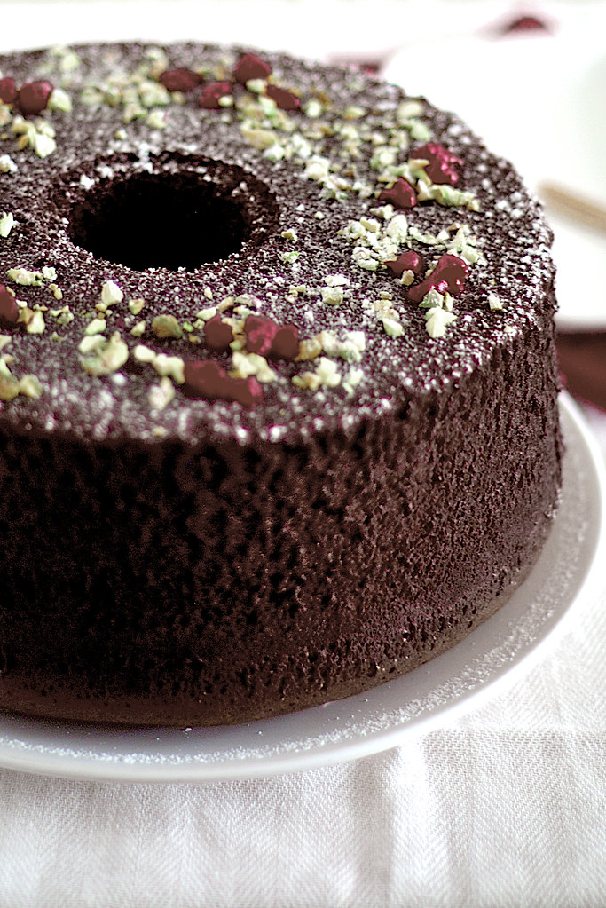 chocolate chiffon cake chocolate chiffon cake is great 2849