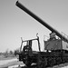 Railroad gun side