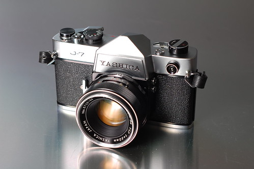 Yashica J-7 - Camera-wiki.org - The free camera encyclopedia