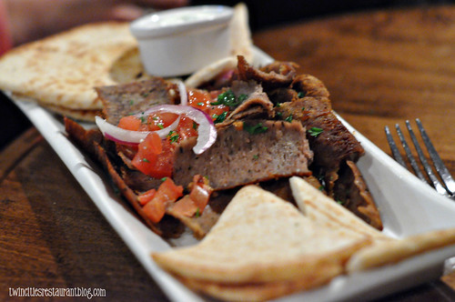 Gyro Appetizer at Shorewood Bar & Grill ~ Fridley, MN