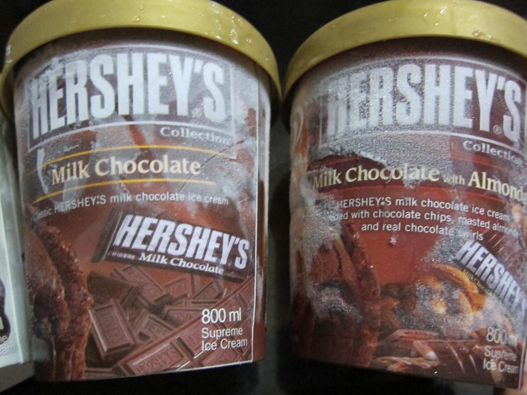 Selecta Hershey's Ice Cream