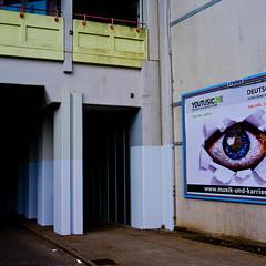 big eye (aleXander k.punkt) Tags: auge eckernförderstrase