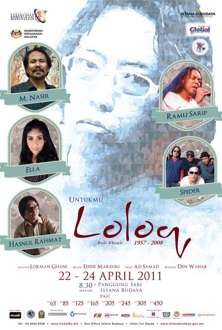 Poster Untukmu Loloq