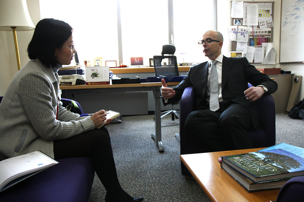 Interview with the Korea International Trade Association