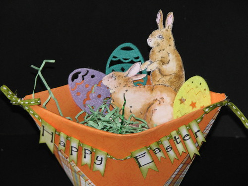 Folded Easter Basket 015