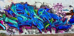 Graffiti 04192011 005a (Anarchivist Digital Photography) Tags: graffiti murals denver lts rtd kog rtdk jher