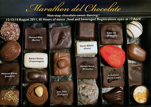 Marathon Del Chocolate