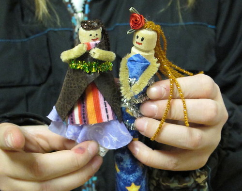 Clothespin Dolls 23