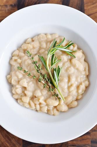 Baked Italian White Beans