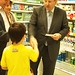 Living Wage Campaign meets Tesco CEO Philip Clarke