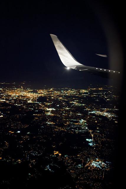 110/365 - April 20, 2011 - Airborne