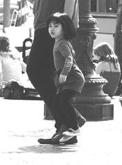 bambini volanti (#1) (bi.Sar) Tags: bw children jump portrait spontaneo venice venezia peole persone humans life we candid streetphotography street people nopose posersucks emotions esspressioni volti caras body language light spontaneous spy without characters dailylife vita senzameta spiare others europe world multicultural etnie discovery