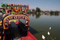 Tlahuac Embarcadero Trajinera Lago de los Reyes Aztecas @fotogerman11 (Germán Romero Pérez) Tags: embarcadero turismo tlahuac trajineras