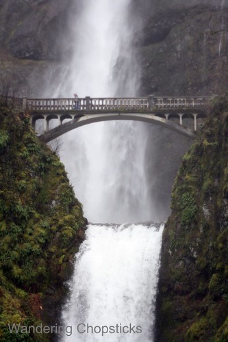 4 Multnomah Falls (Winter) - Columbia River Gorge - Oregon 6