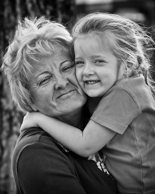 112/365 - April 22, 2011 - Love of a Grandchild
