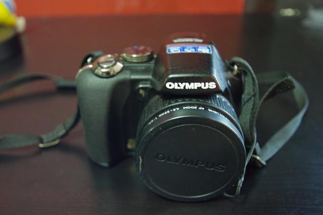 OLYMPUS SP-565關箱文,再見SONY A580~