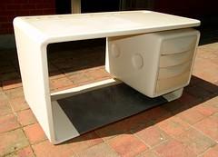 IGL Jet Desk - Left side (teddy_qui_dit) Tags: design 60s ebay desk 70s seventies sixties igl ebaytrip igljet ernstigl