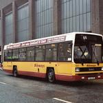 Busways Leyland Lynx 122 (F122HVK)
