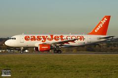 G-EZDX - 3754 - Easyjet - Airbus A319-111 - Luton - 101115 - Steven Gray - IMG_4546