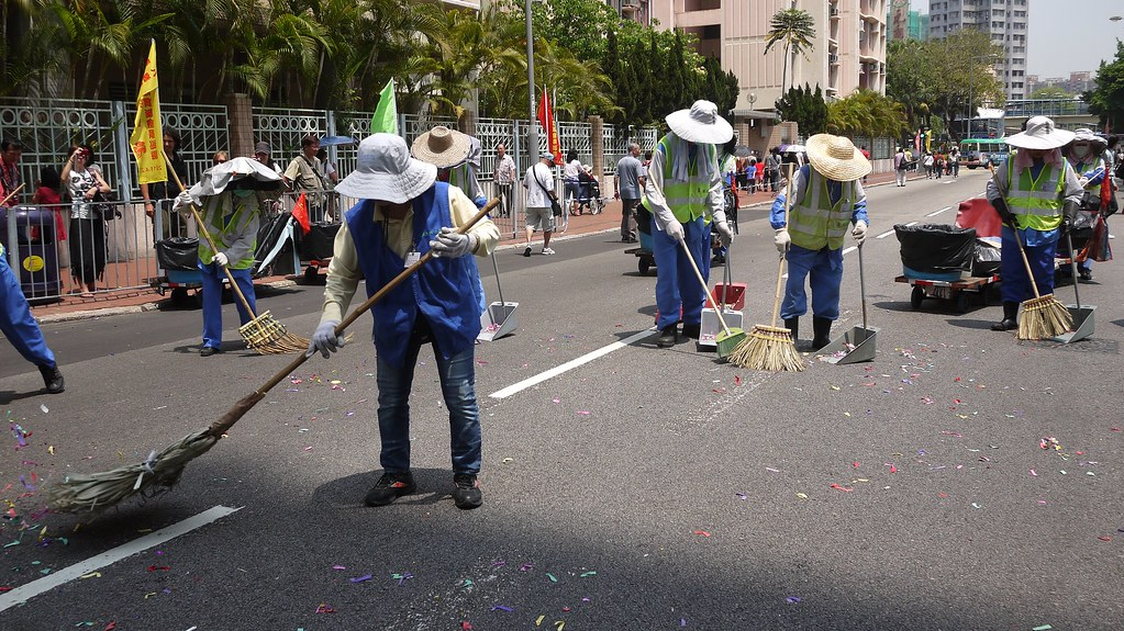 Parade Street Cleaners