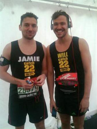 will young 2011. Jamie Posner and Will Young